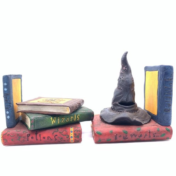 Harry Potter Sorting Hat And Books Collection Set